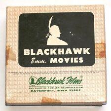 The NAUTILUS - BLACKHAWK 8mm MOVIES FILM Color  810-256 The Eastin Phelan Co.