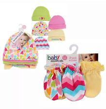 Baby Essentials Cap & Mitten Set