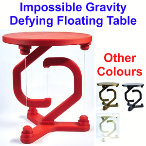 Magical Floating Gravity Defying Impossible Table - Tensegrity Structure