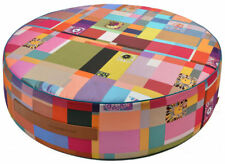 MISSONI HOME POUF PAPAVERO PATCH COLLECTION  OTTOWAY 100 MISTO SETA OTTOMAN