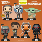 FUNKO POP! Star Wars: The Mandalorian Vinyl Figures IN STOCK