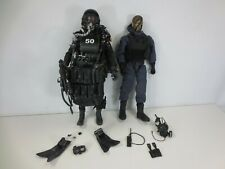 1/6 Scale Toy U.S. Navy Seal HALO UDT Jumper Figure HOT TOYS Lot of 2 Figures