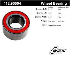 Wheel Bearing-Premium Bearings Front,Rear Centric 412.90004
