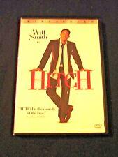 Hitch (2005 DVD Widescreen) Will Smith, Eva Mendes, Adam Arkin, Kevin James