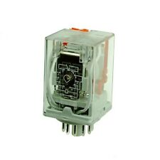 IMO Miniature Plug-In Power 2P 8 Pin RR2PI 24VAC 10A Switching High Power RL05C