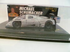 MERCEDES-BENZ C11 N°2 1/64 : MICHAEL SCHMACHER COLLECTION EDITION 64 N°7 ~  NEUF