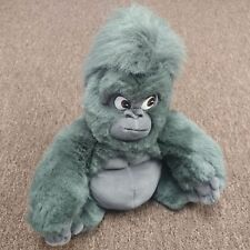 "Disney Tarzan Terk Gorilla 12"" Plush Bean Weighted Bottom"