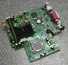 Dell hx555 0hx555 Optiplex 755 MiniTour Prise 775/LGA775 USFF Carte mère