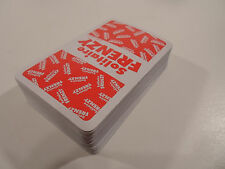 Solitaire Frenzy Game Deck of Cards Only Replacement Deck 54 cards