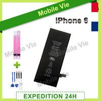BATTERIE INTERNE NEUVE 0 CYCLE POUR iPHONE 6 + STICKER + EXPEDITION SOUS 24H