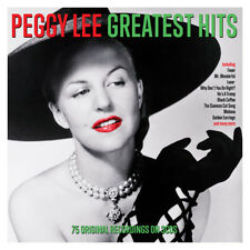 Peggy Lee - Greatest Hits - 75 Original Recordings (3CD) NEW/SEALED