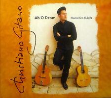 CD CHRISTIANO GITANO - AB O Drom , Flamenco & Jazz