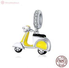 charm pandora moto