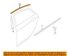 KIA OEM 11-16 Optima Exterior-Rear-Frame Molding Left 838502T000