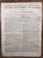 Lycée de Grenoble 1813 Isère Ricoud Flandrin Galerie des Échelles Chambéry Faure
