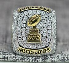 2020 Fantasy Football League Champion FFL Championship Rings 7-15S All size