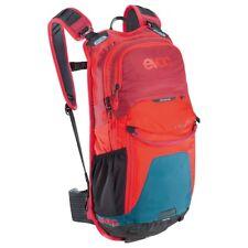Evoc stage 12L ruby Rucksack mit Rücken Protektor