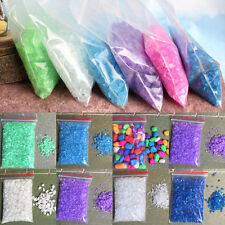 1x Bag Pebbles Stone Gravel Sand Fish Tank Aquarium Flowerpot Fairy Garden Decor
