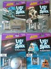 Complete Set of (4) 1998 Johnny Lighting Lost in Space : Classic Series *Read*