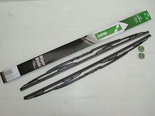 FRONT WIPER BLADES BMW 5 SERIES `E39` - OEM LUCAS WIPERS PAIR - 95 > 03  040/960