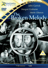 THE BROKEN MELODY - DVD ** USED GOOD **FREE POST**