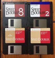 Vintage 1995 Connectix Speed Doubler Floppy Disk Macintosh Software Install Mac
