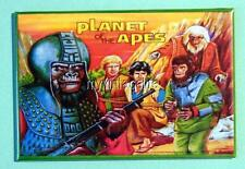 "Vintage PLANET OF THE APES Lunchbox 2"" x 3"" Fridge MAGNET"