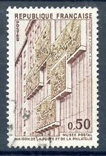 STAMP / TIMBRE FRANCE OBLITERE  N° 1782  MUSEE POSTAL