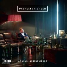 PROFESSOR GREEN ( NEW SEALED CD ) AT YOUR INCONVENIENCE [PA]