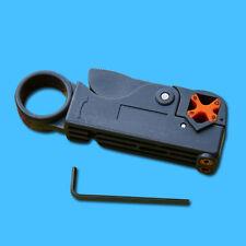 Abisolierer Abisolierzange Koaxkabel Koax Kabel 4-9mm