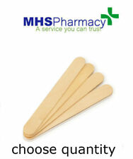 High Quality Wooden Tongue Depressor, Waxing Spatula, Tattoo, Wax Stick, Medical