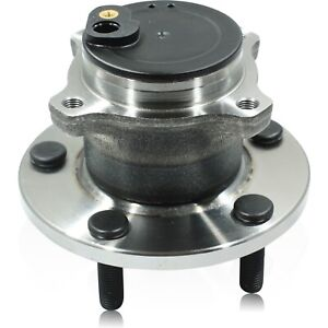 Rear Wheel Bearing Hub For Mazda 3 BK BL Inc MPS & SP23 With ABS 2003-2010