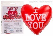 Inflable Corazón Te Amo compromiso de boda decoración de regalo de aniversario