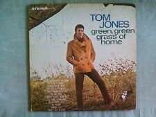 "Tom Jones   ""Green, Green Grass Of Home""  Parrot Records   PAS 71009"