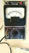 Conductive Meter Radio Meter Copenhagen Cdm 2e With Cdc 114 Electrode