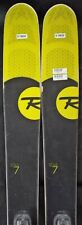 13-14 Rossignol Soul 7 Used Men's Demo Skis w/Bindings Size 180cm #819655