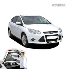 Ford Focus 5door 2011-on CAR SUN SHADE BLIND SCREEN tint tuning privacy kit