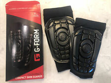 G Form Pro-S Shin Guard (Black) Size Youth L/Xl (New with box)