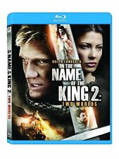 NEW In the Name of the King II (Blu-ray Disc, 2011) Part 2 MOVIE