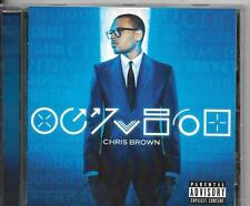 CD ALBUM 11 TITRES--CHRIS BROWN--CHRIS BROWN--2012
