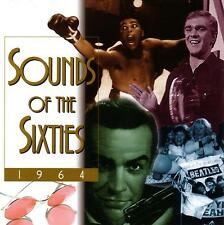 >>  SOUND OF THE 60's - 1964 / VARIOUS ARTISTS - 3 CD BOX SET -  new condition