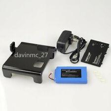 NEW yaesu FT-817 FT-818 3000mAh LIPO battery +charger + hatch+ stand