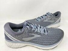 Новинка! мужские Brooks Ghost 11 на шнуровке спортивная обувь темно-серый #11028 200 ABCD Tk