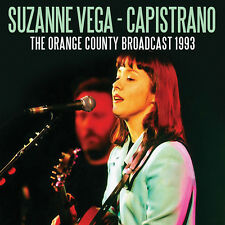 SUZANNE VEGA New Sealed 2020 LIVE 1993 CALIFORNIA CONCERT CD
