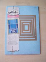 SPELLBINDERS - NESTABILITIES - CLASSIC RECTANGLE SM - S4-130 - 5 DIES