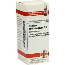 NATRIUM PHOSPHORICUM D 6 Globuli 10g PZN 2928054