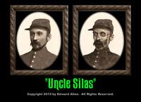 Uncle Silas 5x7 Haunted Memories Changing Portrait Halloween Lenticular Zombie