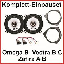 Lautsprecher Set Omega B Vectra B C Zafira A B Alpine SXE-1325S 2 Wege hinten