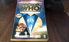 DOCTOR WHO THE TWO DOCTORS Robert Holmes 2nd Target Books No. 100 UK PB 1985