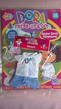 """Dora l'esploratrice """"Dress up and Go"""" RIVISTA e vestiti: dottore!"""